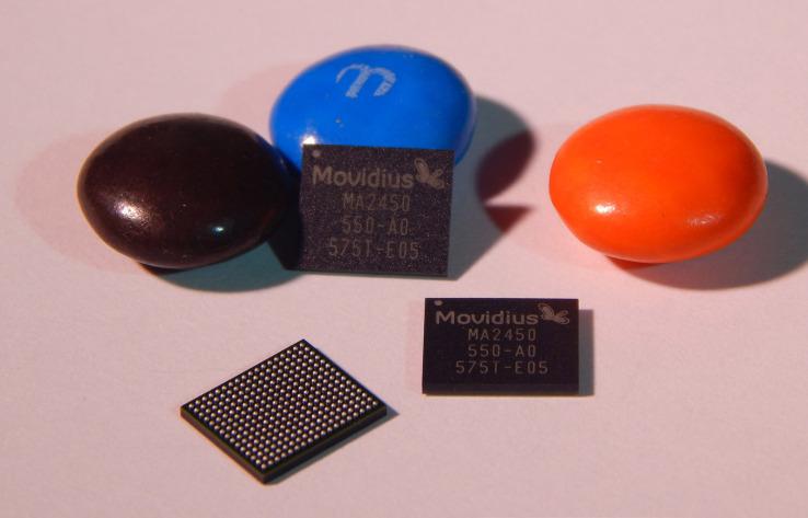 movidius vision processing