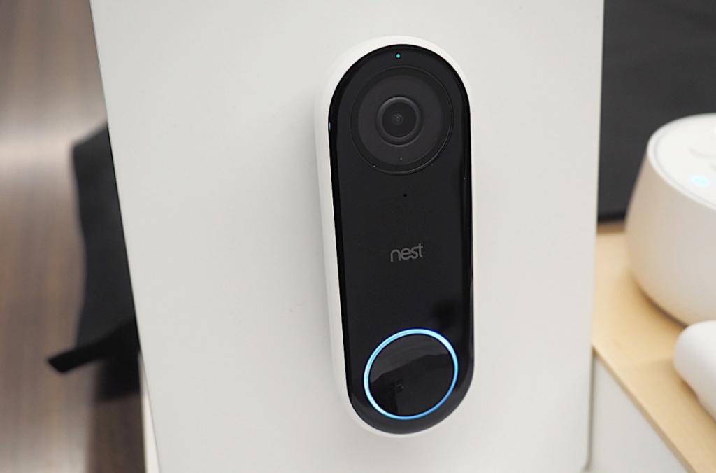 Nest تقدم جرس باب بكاميرا فيديو متصل بسعر 229 دولار