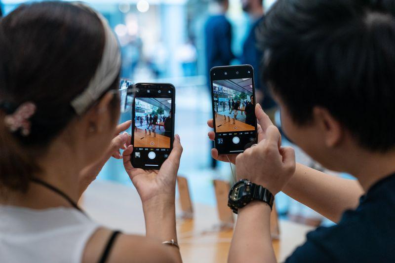 new 3D camera iphones 2020