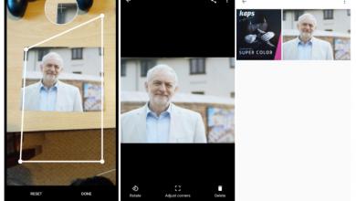 new google photoscan update