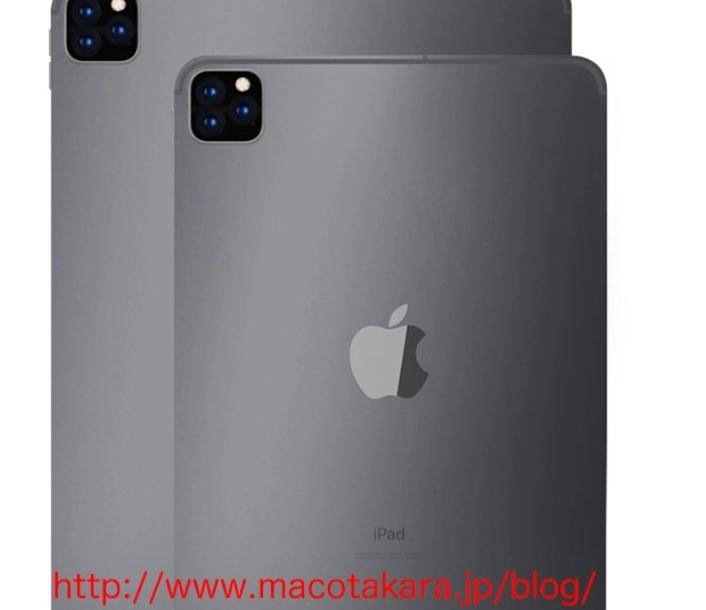 ابل تقدم جهاز iPad Pro العام المقبل بكاميرة خلفية مزدوجة