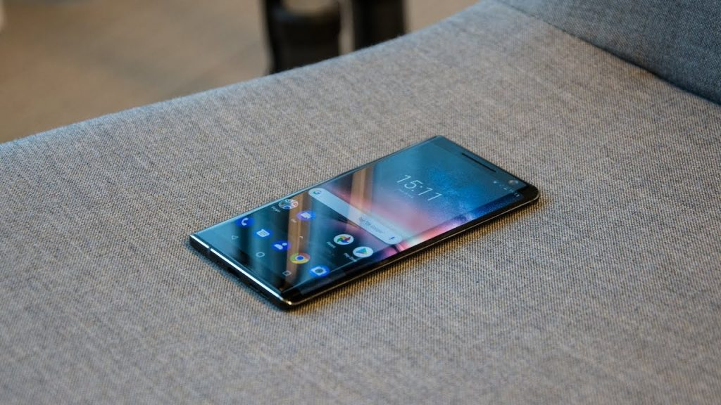 مراجعة للهاتف المحمول Nokia 8 Sirocco