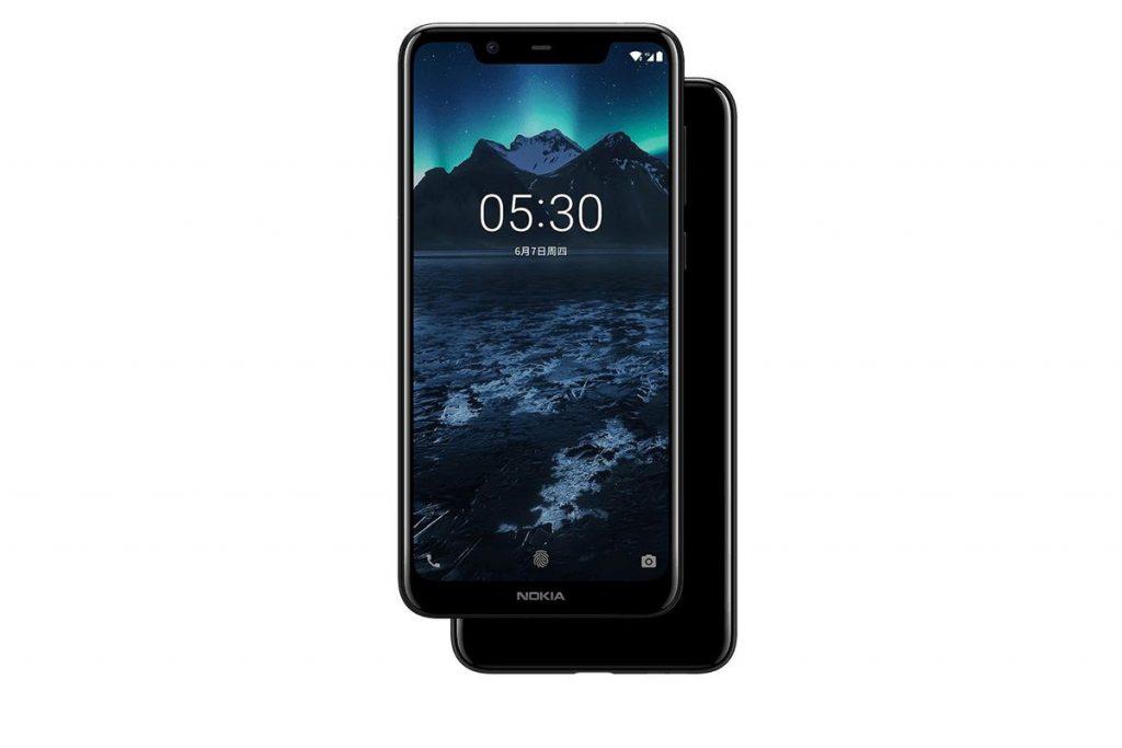 هاتف Nokia X5 سيحتوي على نتوء وكاميرا مزدوجة