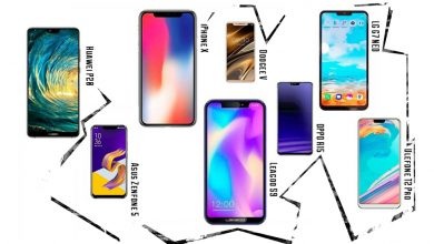 notch phones