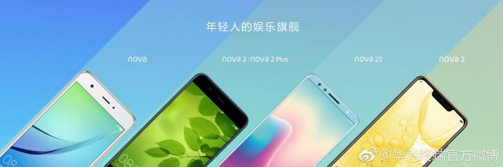 nova -smartphones