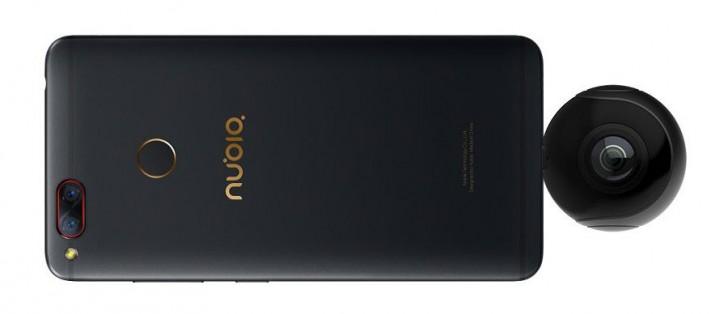 nubia NeoAir VR camera