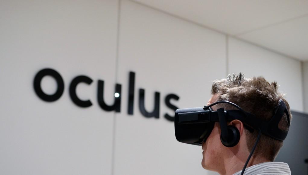 oculus rift-#CES2016