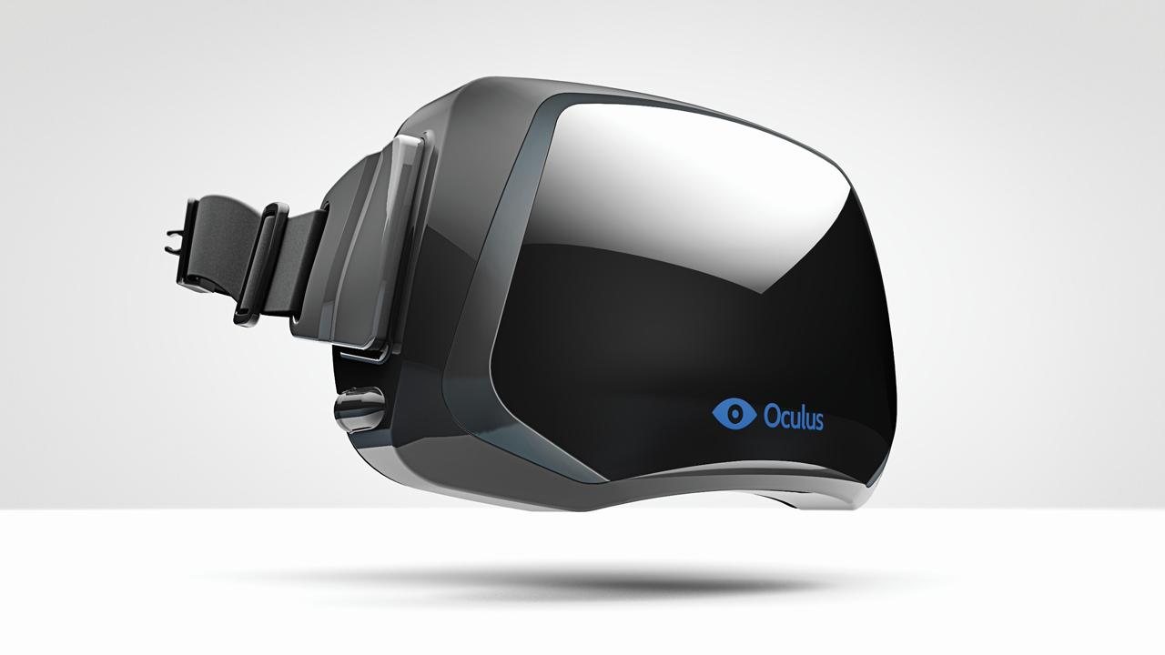 oculus -vr rift