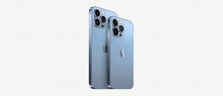 صورة انخفاض شحنات iPhone 13 Pro حتى أواخر أكتوبر.. وفقًا للتقديرات