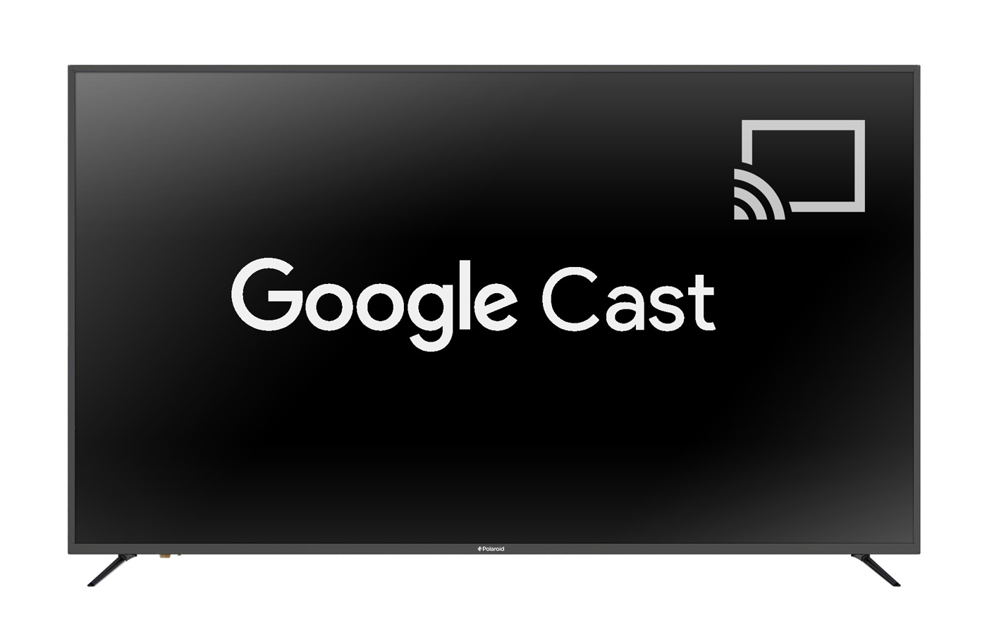 polaroid-4k-smart-tv-google-cast