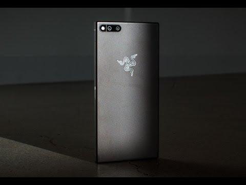 مراجعة للهاتف Razer Phone: بسرعة 120 هرتز!!