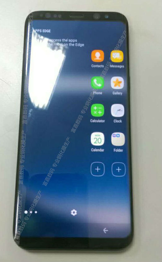 samsung-Galaxy S8-leak