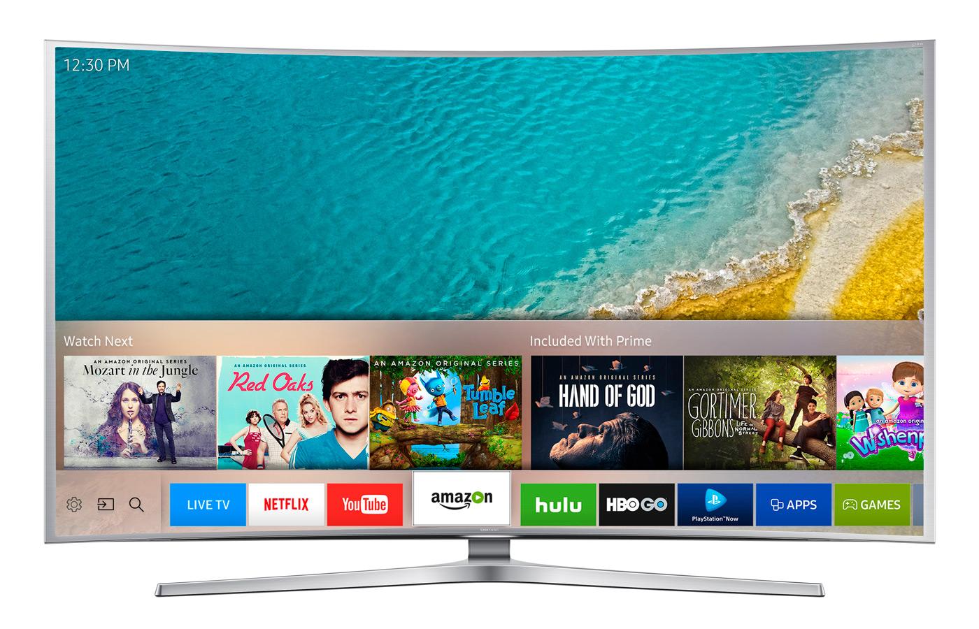 samsung-  Smart TV 2016