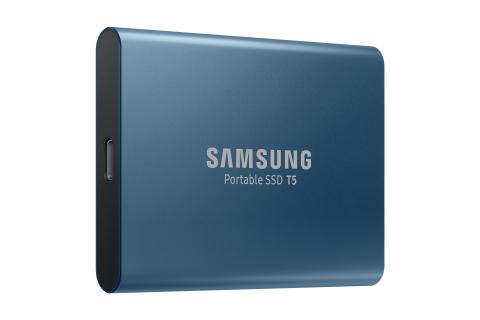 samsung T5 BLUE