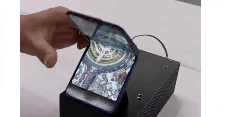 سامسونج تخطط لإطلاق هاتف أخر مميز بتصميم صدفي قابل للطي في 2020
