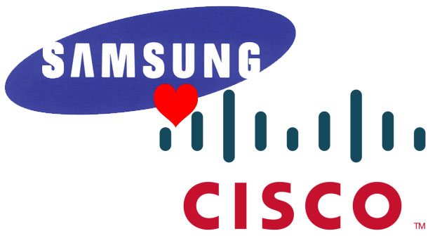 samsunghearcisco