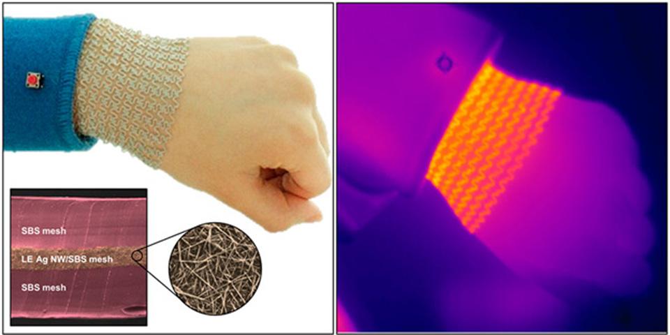 silver-nanowire-mesh