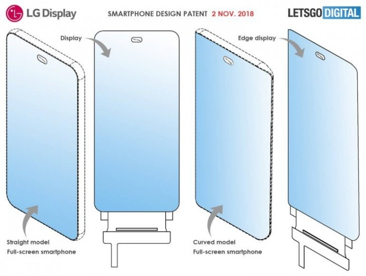 smartphone- design-1- with under-display -front camera