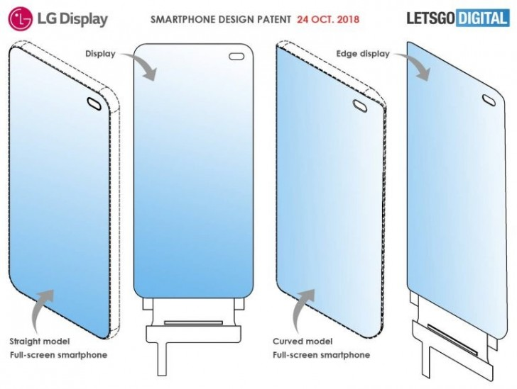 smartphone- design-2- with under-display -front camera