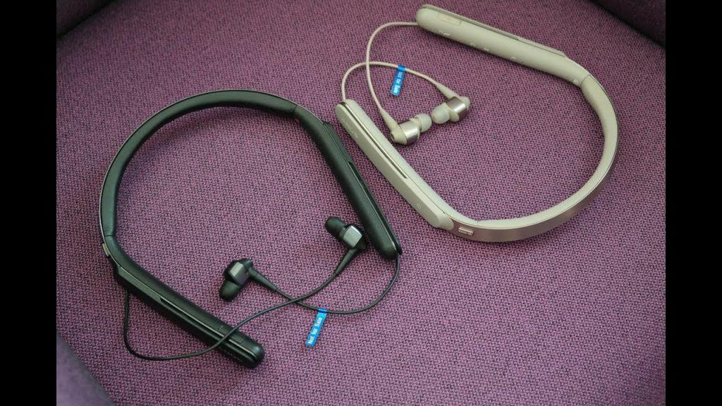 استعراض للسماعة اللاسلكية Sony WI-1000X