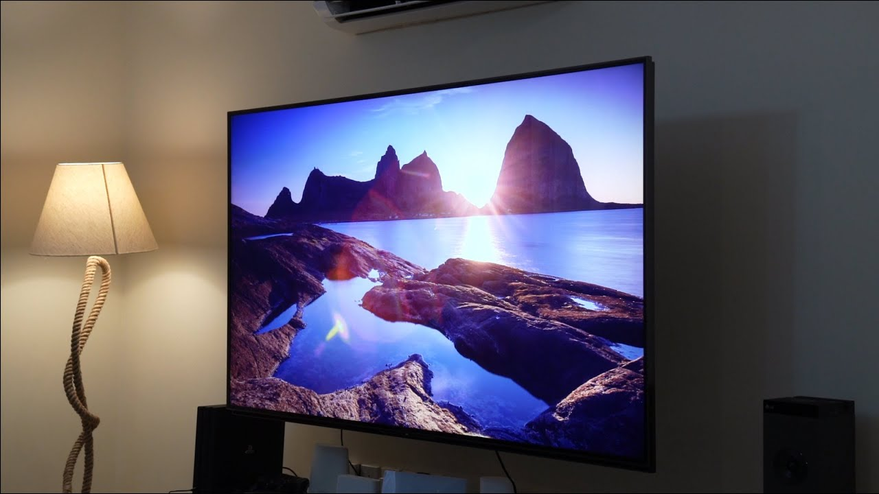 صورة مراجعة لشاشة التلفاز Sony Z8H 8K:الوحش الياباني!