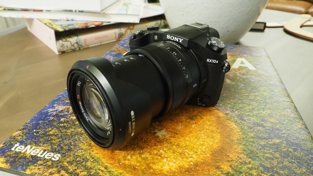 Sony's RX10 II