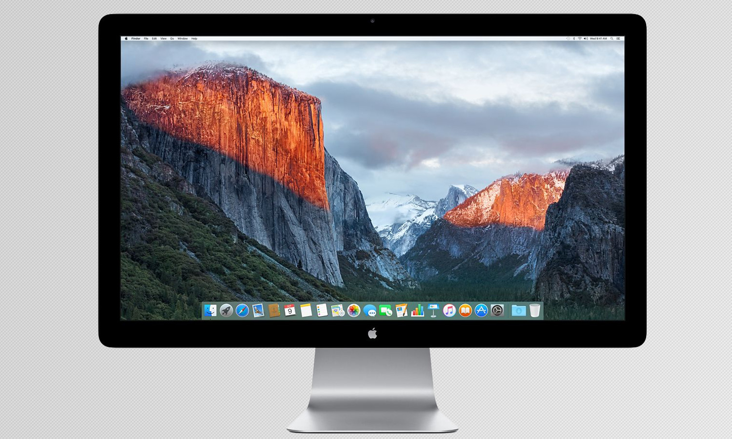 thunderbolt screen