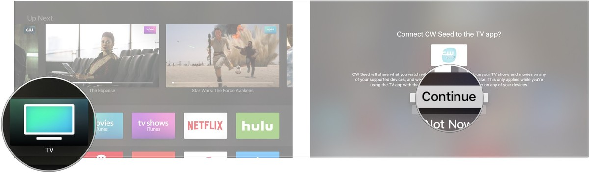 tvos connect apps 1