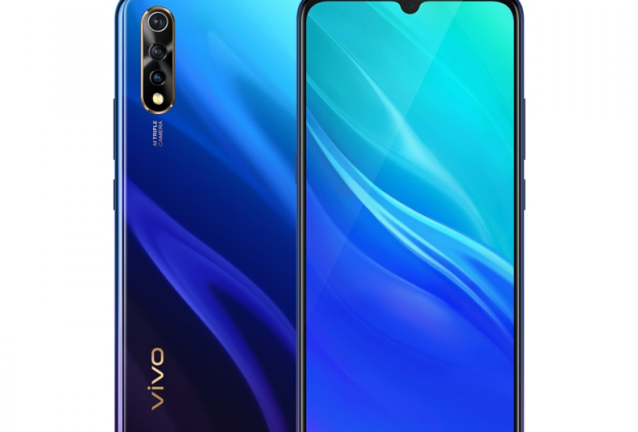 vivo تقدم هاتف vivo Y7s بمستشعر للبصمة مدمج في الشاشة وسعر 260 دولار