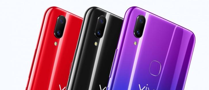 vivo تكشف النقاب عن هاتف vivo Z3x بسعر 180 دولار