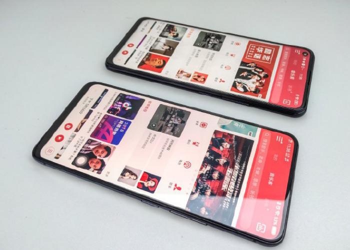 vivo تستعد لإطلاق هاتف vivo Z5x بتصميم ثقب الشاشة وبطارية بقدرة 5000 mAh