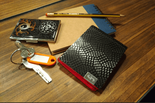 wallet sample photo