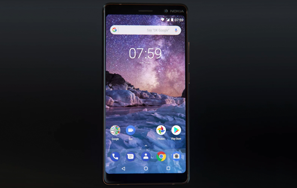 HMD تكشف عن هاتف Nokia 7 Plus في #MWC2018