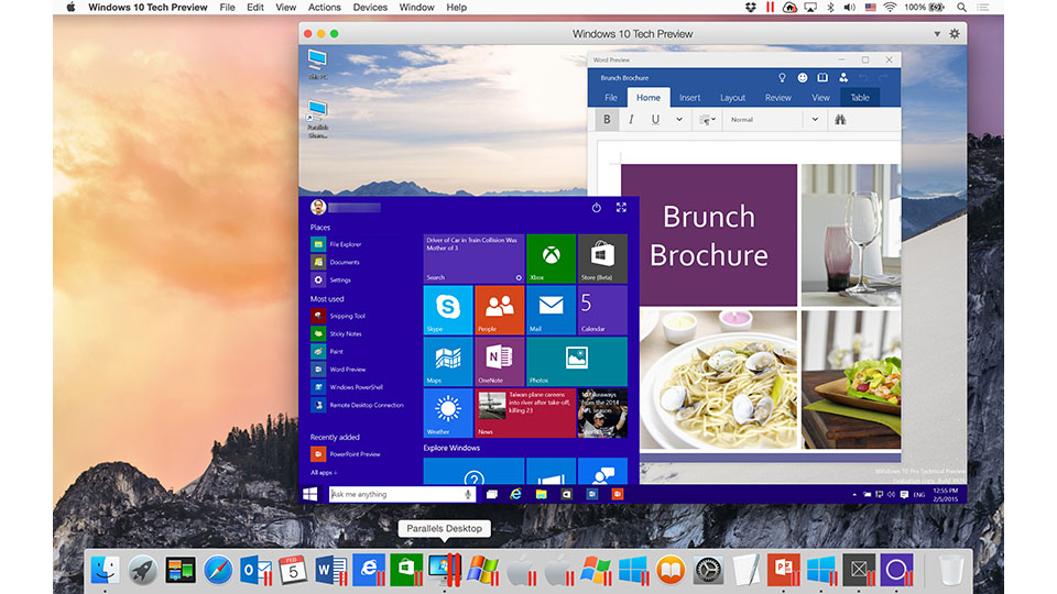 How to seamlessly run windows programs on your mac with parallels.